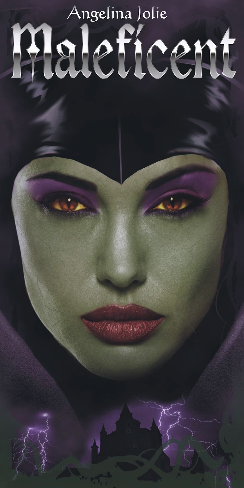 Once Upon A Blog Musings On Maleficent Green Skin D Witches
