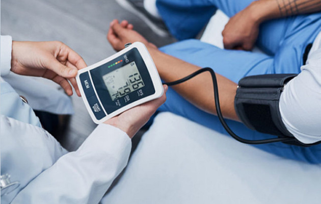 High Blood Pressure Causes And Treatment