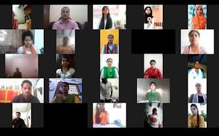यहां डिजिटल तरीके से मनाया गया स्वतंत्रता दिवस | #NayaSaveraNetwork