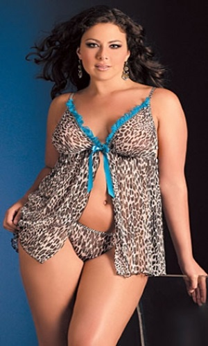 Fotos-de-mulheres-gordinhas-de-lingerie