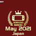 May 2021 Japan Switch Download Rankings