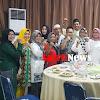 Pengurus PWI Sulsel, Buka Puasa Bersama di Rumah Ketua PWI HM Agus Salim AH