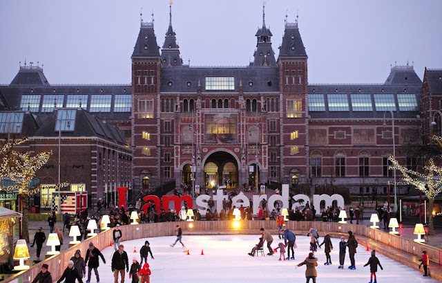 Atrativos em Amsterdã