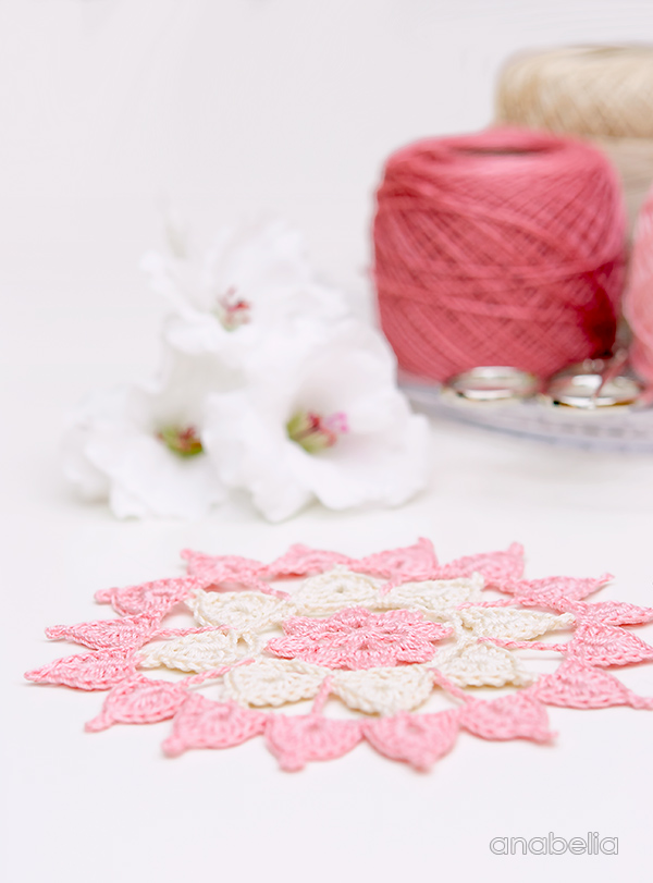 Lovely and easy to do new Crochet Lace Motifs | Anabelia Craft ...
