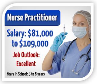 A nurse practitioner