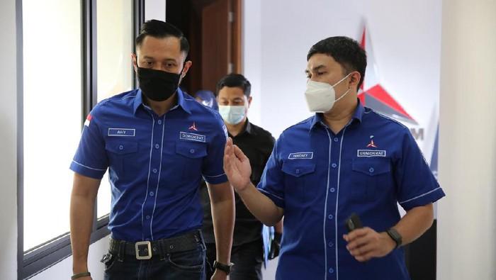 Partai Demokrat Bongkar Isi Ajakan Moeldoko ke Para Kader untuk Adakan KLB