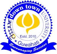 Assam Down Town University Recruitment
