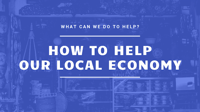 How to help the local economy in our Liberty-Eylau Community and the Texarkana area