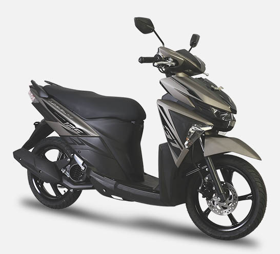 Pilihan Warna Yamaha All New Soul GT 125