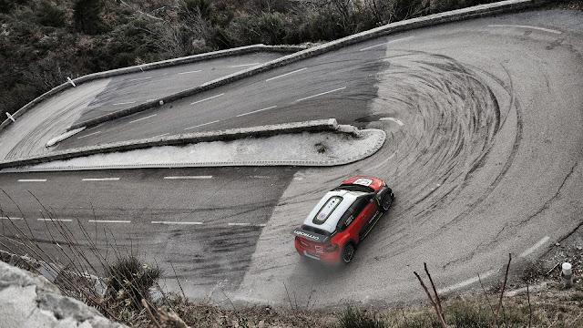 Citroen C3 WRC 2017 - Tienen una mayor capacidad de empuje