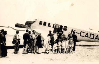 Kar-Air con el avión Convair Metropolitan 440