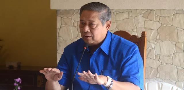 SBY: Saya Tidak Pernah Minta AHY Jadi Cawapres