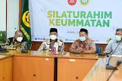 Silaturahim ke Dewan Dakwah, PKS: Kami Perjuangkan RUU Perlindungan Tokoh Agama