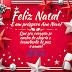 Mensagem de Natal e Ano Novo - Hipermercado Silva