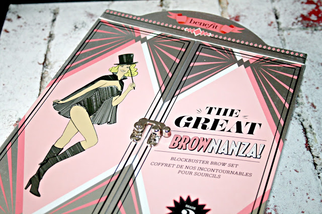 The Great BROWnanza | Benefit Cosmetics