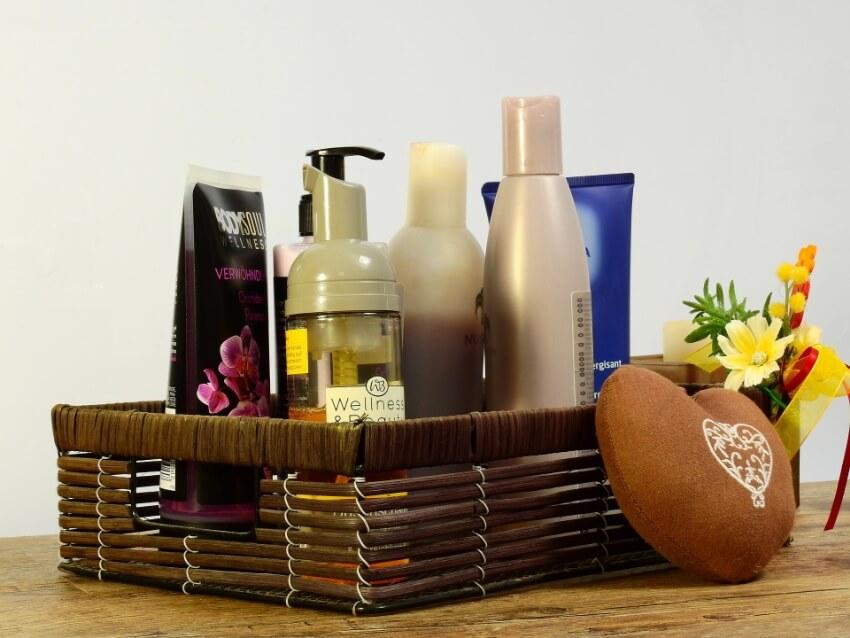 Petrolato, cosmeticos