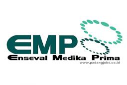 Lowongan Kerja Padang PT. Enseval Medika Prima Mei 2019
