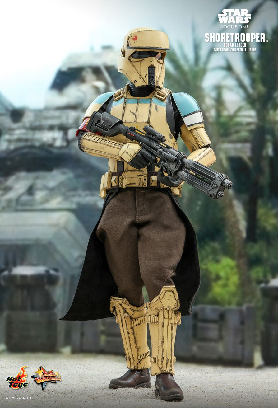 Shoretrooper Squad Leader