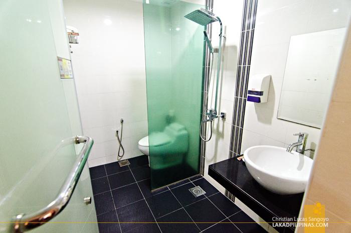 Hotel Bahagia Langkawi Toilet