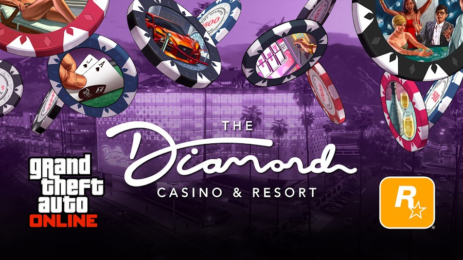 gta online diamond casino update rockstar games record break ps4 xbox one pc