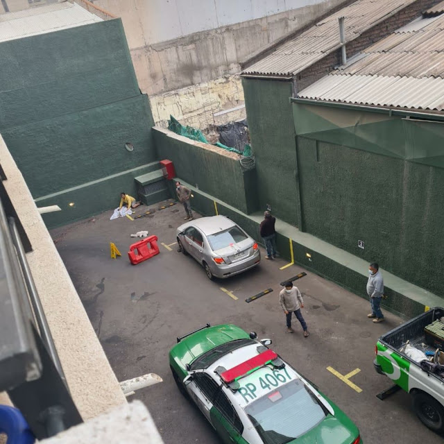 Niño venezolano murió al caer de un piso 17 en un edificio de Chile