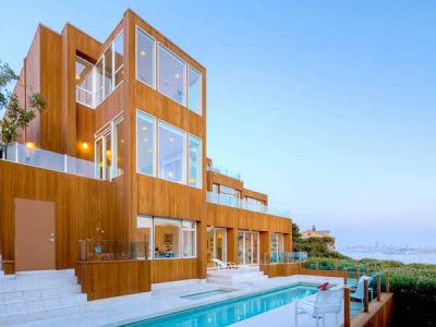 Beautiful modern home in san francisco bay area - Interior design san francisco bay area ...