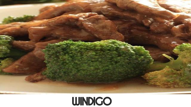 Brokoli Cah Sapi