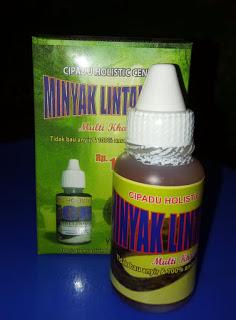 Minyak lintah chc (Pasutri)
