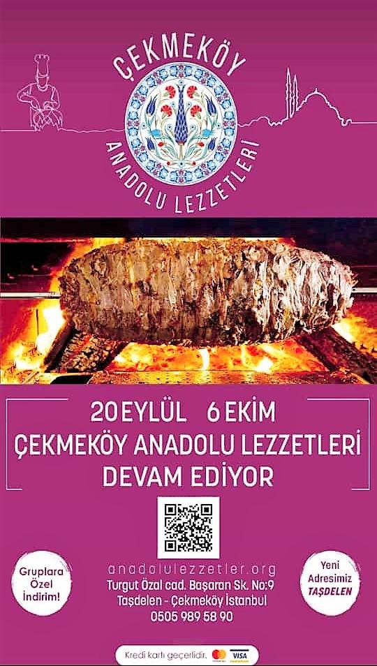 Çekmeköy Anadolu Lezzetleri Kermesi