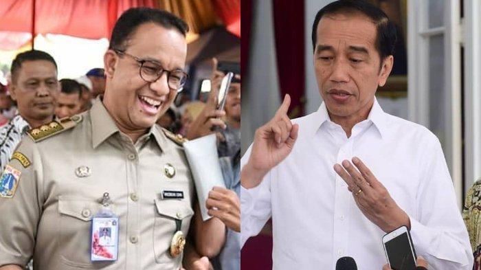 Fakta Jokowi Pernah Masuk Got, Anies Gak Mau Kotor Tapi Bisa Dapat Banyak Simpati
