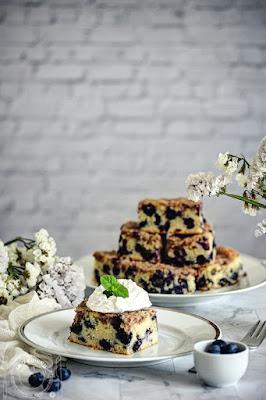 Voćni kolać sa borovnicama