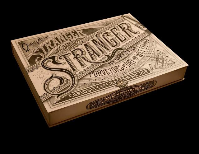 Stranger & Stranger, una de las mejores agencias de packaging del mundo