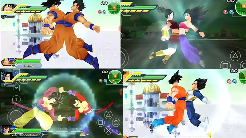 New DBZ TTT MOD Download With New Fusion And BT4 Attacks