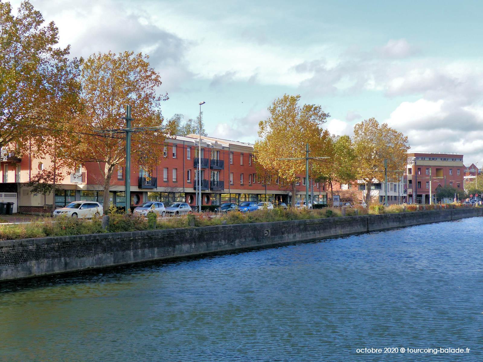 Quai de Cherbourg, Endo Tourcoing 2020