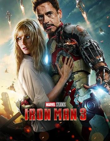 Iron Man 3 (2013) Full Movie Download in Dual Audio Hindi+English