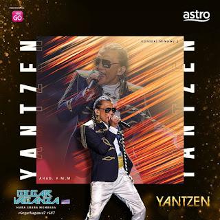 Ini Punca Yantzen Tidak Ada di Konsert Gegar Vaganza 7 Minggu 3