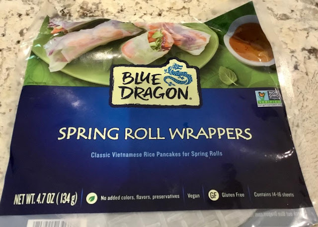 spring rolls wrappers