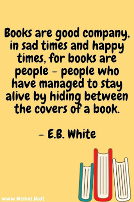 quote about books reading