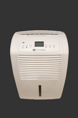 dehumidifer, white westinghouse dehumidifier