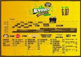 programul primei zile B'Estfest 2012: Kreator ar fi inceput la ora 1:30 noaptea