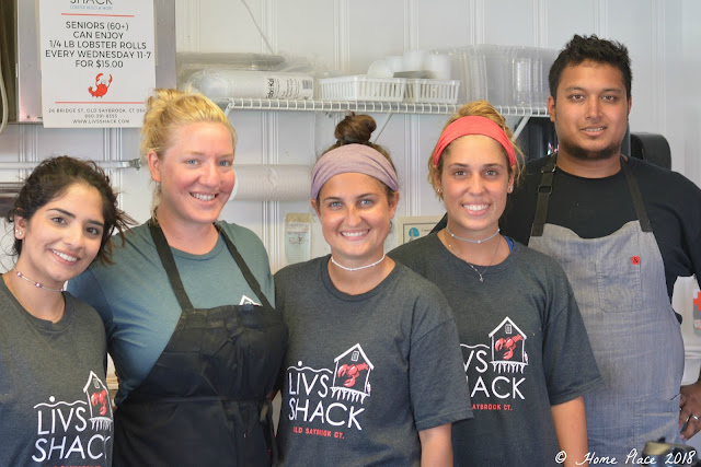 Liv's Shack Staff