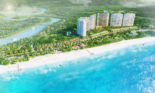 thông tin về dự án Hồ Tràm Complex