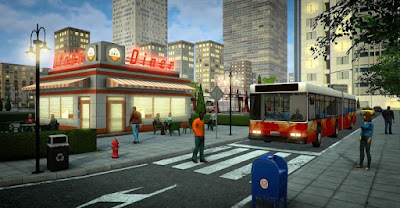 Free Download Bus Simulator PRO 2017 v1.2 APK MOD