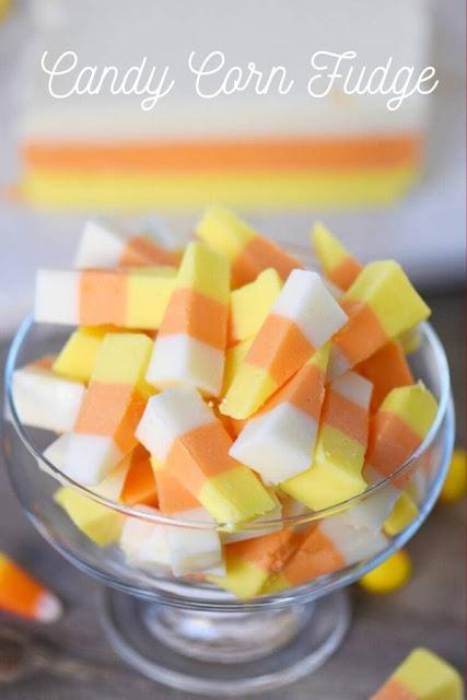 Candy Corn Fudge #Candy #Corn #Fudge Dessert Recipes Easy, Dessert Recipes Healthy, Dessert Recipes For A Crowd, Dessert Recipes Peach, Dessert Recipes Simple, Dessert Recipes Best, Dessert Recipes Fall, Dessert Recipes Chocolate,