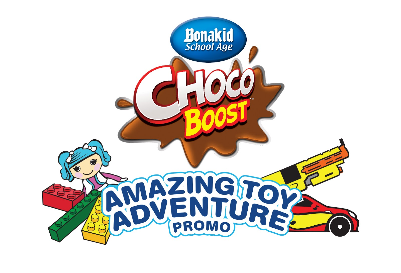 Bonakid Choco Boost Powers Up Kids For A 60 Second Toy