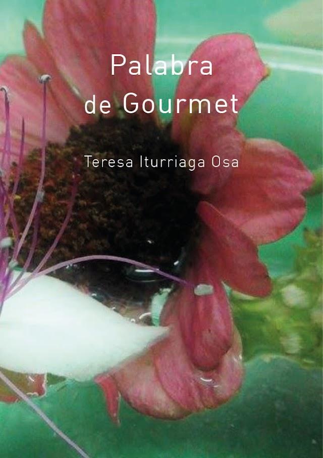 Palabra de Gourmet, de Teresa Iturriaga Osa