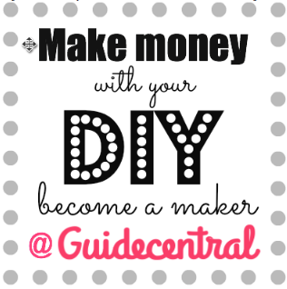 make money with your DIY at Guidecentral