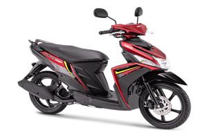 Sewa Rental Yamaha Mio M3 Bali