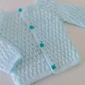 Ajuar de Bebé a Crochet