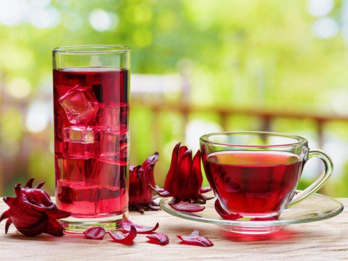 مشروب الركديه ألذ المشروبات الصيفية وأكثرها فائدة للجسم